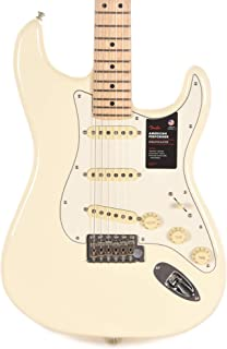 Fender American Performer Stratocaster Olympic White w/Gig Bag