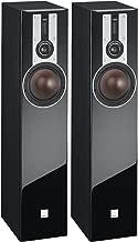 Dali Opticon 5 2.5-Way Compact Floorstanding Speakers (Pair, Black Ash)