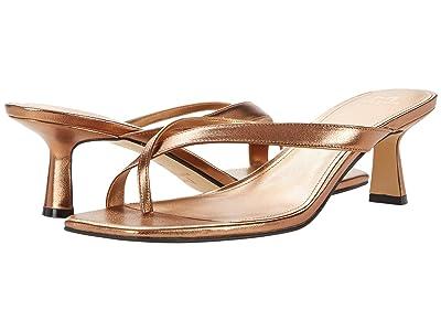 Marc Fisher LTD Brody (Bronze Leather) Women