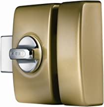 ABUS 33332 extra deurslot, bruin, bruin, 3332