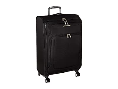 Samsonite 25 Solyte DLX Expandable Spinner (Midnight Black) Luggage