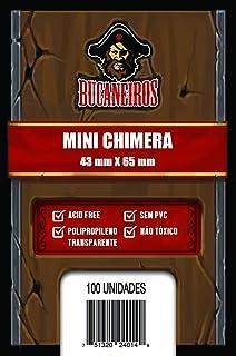 Sleeve Mini Chimera - Bucaneiros Jogos