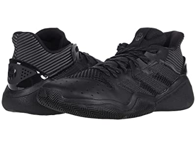 adidas Harden Stepback (Core Black/Grey Six/Core Black) Shoes