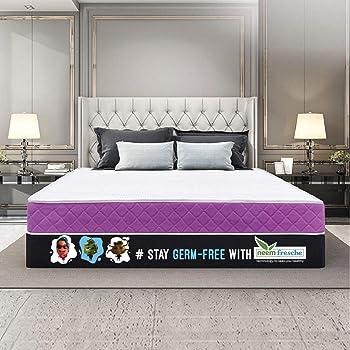 SleepX Ortho mattress - Memory foam (78*60*8 Inches)