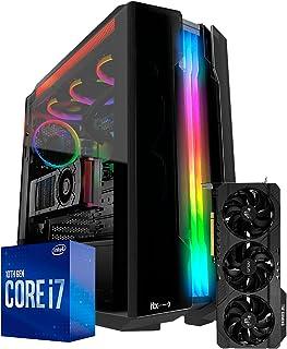 PC ITX Gamer FPS Headshot Powered By Asus, Core I7 10700K, TUF RTX 3080 10GB, 32GB RAM, SSD M.2 2TB, 3 Anos Garantia