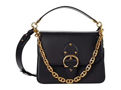 COACH Glovetanned Leather Beat Shoulder Bag