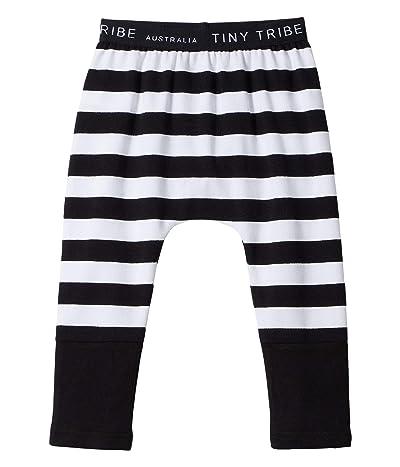 TINY TRIBE Stripe Leggings (Infant)