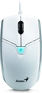 Genius Smart Smooth And Comfortable Touch Feel Usb Mouse, Dx-130