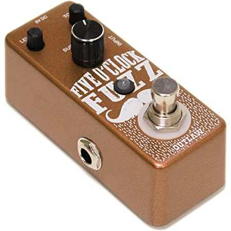 Outlaw Effects FIVE-OCLOCK-FUZZ Five O'clock Fuzz Pedal