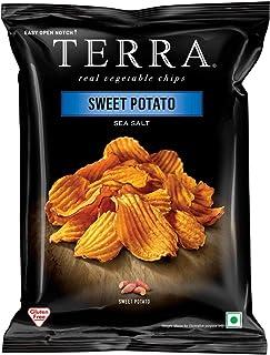 Hain Celestial Terra Sweet Potato, Sea Salt, 30 gm (Pack of 1)