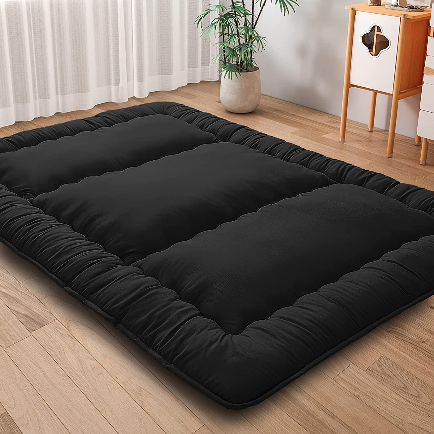 Floor Mattress Twin Topper Japanese Super beauty product restock quality top Complete Free Shipping for Futon