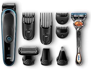 Braun Mgk3080 Men's Beard Trimmer/hair Clipper, 9-in-1 Precision Trimmer, Ultimate Precision for...