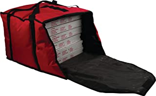 San Jamar PB20-12 Commercial Insulated Pizza/Food Delivery Bag, 12
