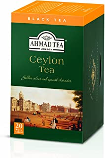 Ahmad Teas - Ceylon Tea 1.4oz - 20 Tea Bags