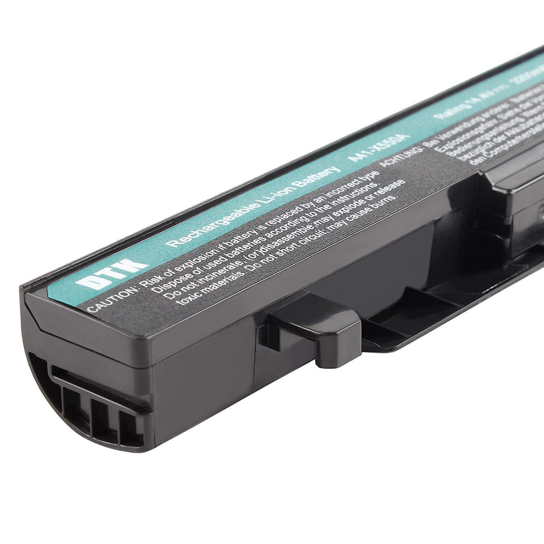 DTK A41-X550A A41-X550 Bateria para ASUS X550C F550 X550CA K550 P550L X550L X550ZA P550C 14.4V 2200MAH: Amazon.es: Electrónica