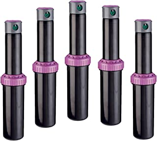 K-Rain RCW SuperPro Sprinkler Head CASE OF 20 (Purple Top For Reclaimed Water) - RCW - WITH FLOW SHUT OFF FEATURE
