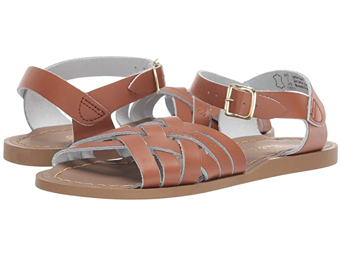 Salt Water Sandal by Hoy Shoes  Retro (Toddler/Little Kid) (Tan) Girls Shoes