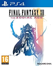 Final Fantasy XII The Zodiac Age Day 1 by Square Enix, Region 2 (PS4)