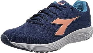 Diadora Men's LYFD~174890-C0638 Running Shoe, Mehrfarbig, 4 UK