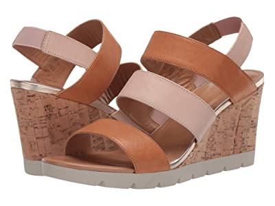 The FLEXX Free Spirit (Congac/Rose Vacchetta/Vacchetta) Women