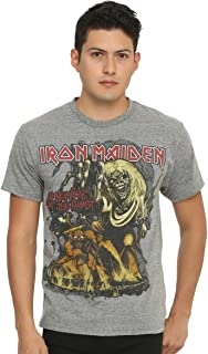 Hot Topic Iron Maiden The Number of The Beast T-Shirt