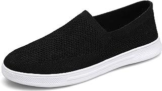 INMINPIN Scarpe da Ginnastica da Infilare Donna Uomo Leggere Sneaker a Collo Basso Slip On Casual Comode Scarpe da Camminata