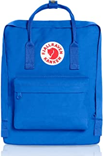 Blue Fjallraven-Kanken Classic SchoolBag School Bag Backpack Canvas Suit for Baby School Kids