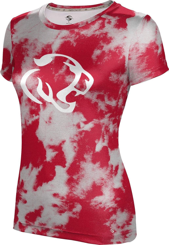 ProSphere Crosby High School Girls' Performance T-Shirt (Grunge)