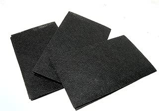 JBS 3p Non-toxic Charcoal Flame Retarding Range Hood Filter Replacement Universal 20