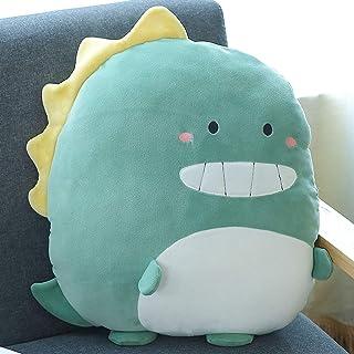 Ruzucoda Plush Dinosaur Hugging Animal Pillows Stuffed Toys Cute Decorative Pillow Sofa Decorations Soft Cushion Green 15....