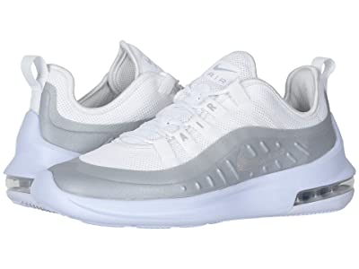 Nike Air Max Axis (White/Metallic Platinum/Ghost) Women