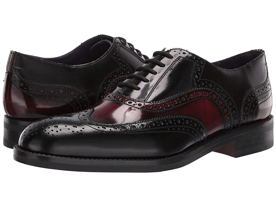 Ted Baker Adimir (Dark Red/Black) Men
