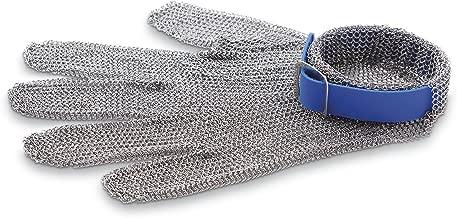 3 层 claveles 手套 防切割 L,不锈钢,蓝色,7 x 11 x 3 厘米