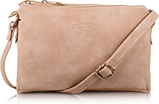 Nevis Synthetic Leather Casual Women Shoulder Sling Bag
