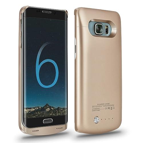 low cost 57428 93415 Samsung Galaxy S6 Edge Charging Case: Amazon.com