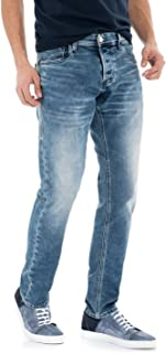 cefaa049 Salsa - Jogger Jeans - Clash Skinny - Homme - Bleu