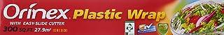 Orinex Plastic Wrap, 93 cmx30 cm - Clear