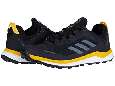 adidas Outdoor Terrex Agravic Flow (Legend Ink/Onix/Active Gold) Men