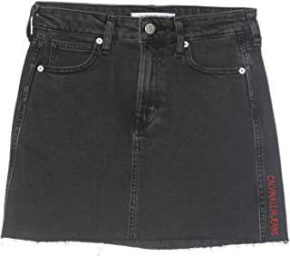 Calvin Klein Jeans Skirt for Women, Black, Size 26 EU