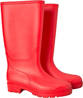 red wellies size 3