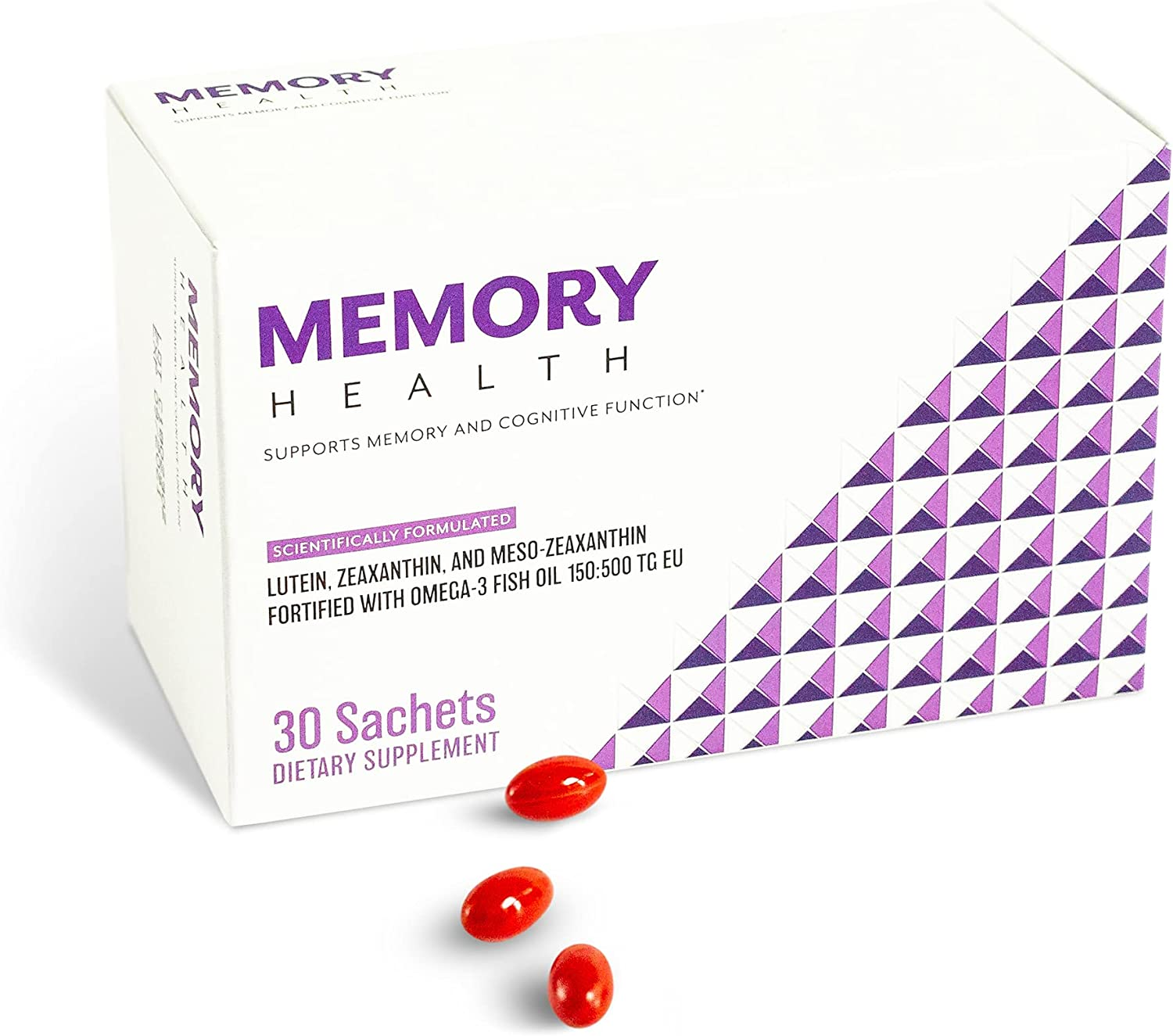 Memory Health Limited price favorite Cognitive Support Supplement Booster Brain - Suppl