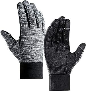 Wandern und Andere Outdoor-Aktivit/äten f/ür Damen//Herren Motorradfahren AONIJIE Winter Fahrradhandschuhe Touchscreen Handschuhe f/ür Radfahren