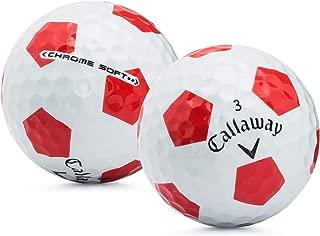 Callaway Chrome Soft Truvis Used Golf Balls: AAA Good Condition - 1 Dozen