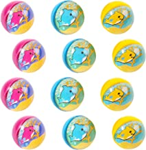U.S. Toy Shark Baby Bouncing Balls | 12 Count | Kid's Birthday Party, Aquatic Themed Events, Halloween, Classroom Supplies, Rewards, Giveaways, Party Favors, Outdoor Activity