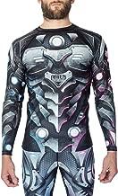 cyborg rashguard