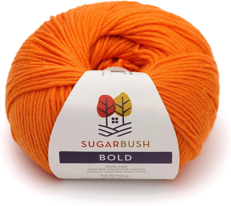 Arctic Sky Sugar Bush Yarn Bold Knitting Worsted Weight