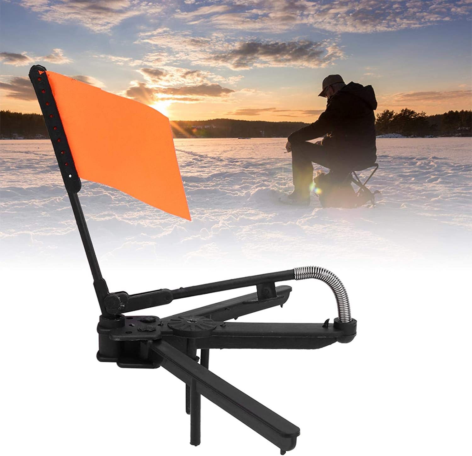 Gaeirt Ice Fishing Outlet ☆ Free Shipping Virginia Beach Mall Rod Easy to Bend Bobbin Tension i The Without