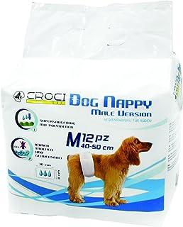 Croci Diadema para La Higiene del Perro del Pañal del Perro