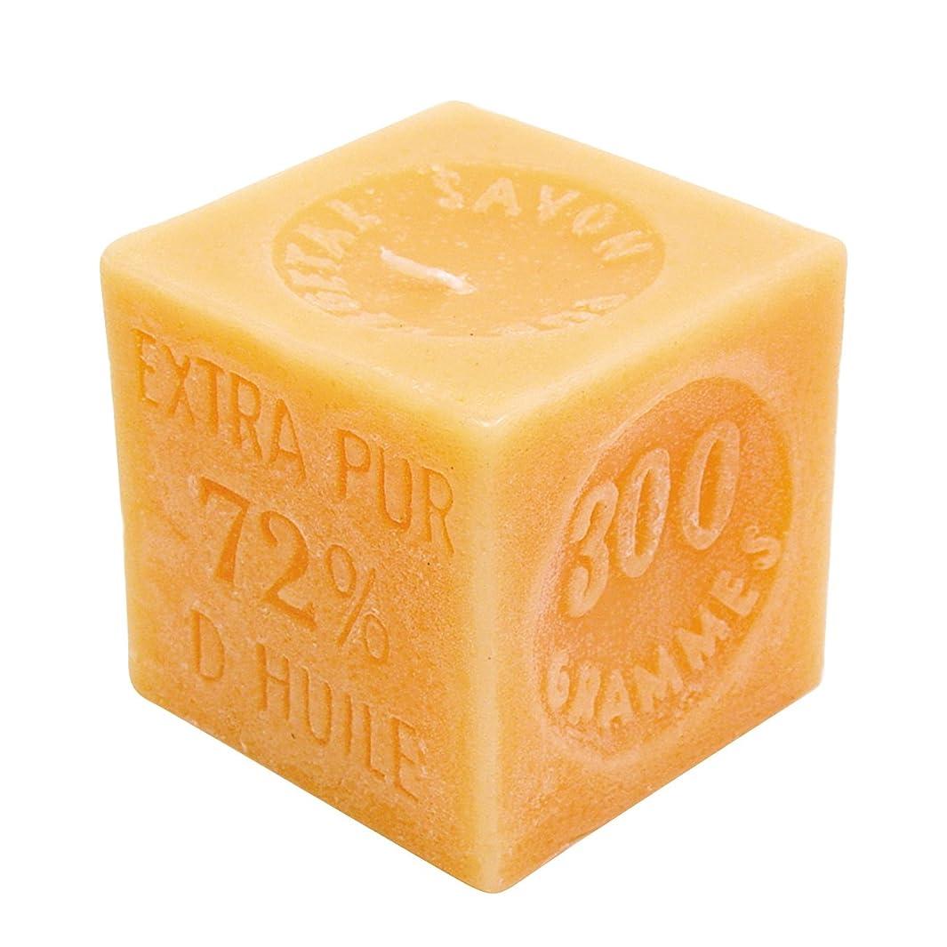 キルト顕著性的マルセイユソープキャンドル フローラル&フルーティ 285g(ろうそく 燃焼時間約30時間)