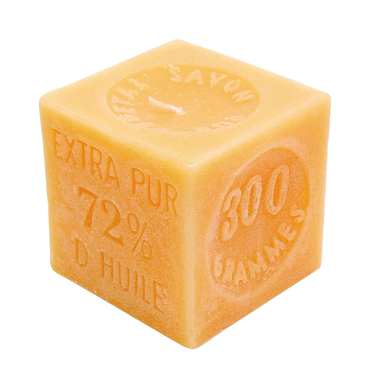 バター批判的にシャープマルセイユソープキャンドル フローラル&フルーティ 285g(ろうそく 燃焼時間約30時間)